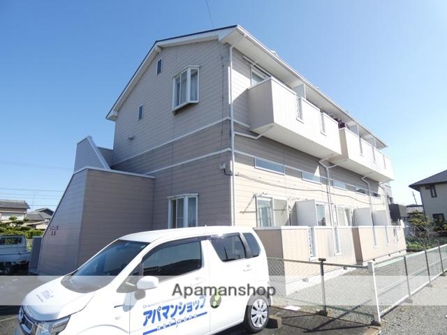 静岡県浜松市南区、天竜川駅徒歩51分の築23年 2階建の賃貸アパート