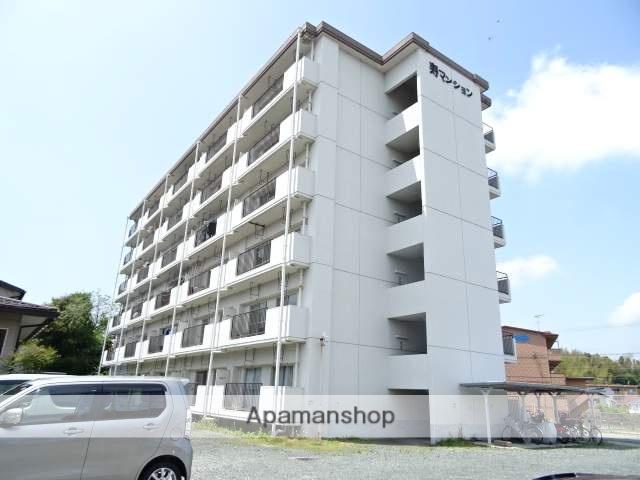 静岡県湖西市、弁天島駅徒歩63分の築36年 6階建の賃貸マンション