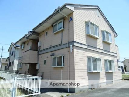 静岡県浜松市南区の築27年 2階建の賃貸アパート