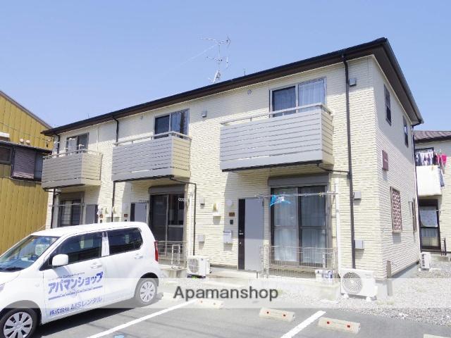 静岡県浜松市中区、浜松駅バス23分泉町中下車後徒歩3分の築7年 2階建の賃貸アパート