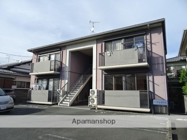 静岡県浜松市西区、弁天島駅徒歩12分の築13年 2階建の賃貸アパート