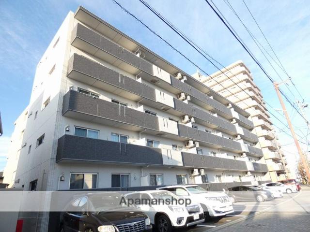 静岡県浜松市中区、浜松駅徒歩10分の新築 5階建の賃貸マンション