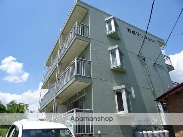 静岡県浜松市西区、新浜松駅バス50分銀行前下車後徒歩6分の築30年 3階建の賃貸マンション