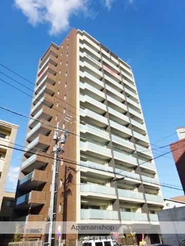 静岡県浜松市中区、浜松駅徒歩12分の新築 14階建の賃貸マンション