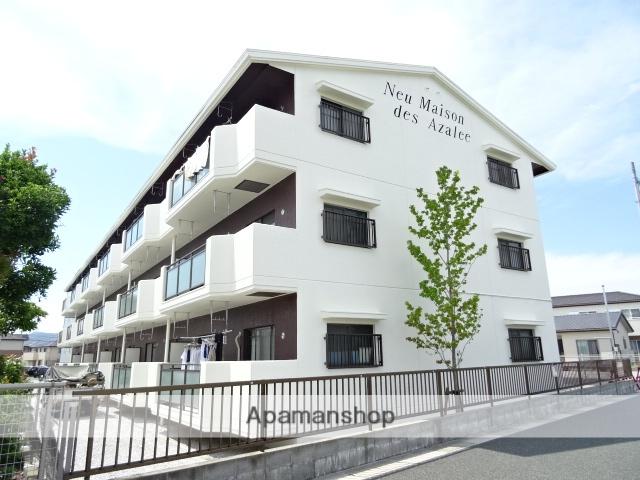 静岡県湖西市、新所原駅徒歩3分の築29年 3階建の賃貸マンション