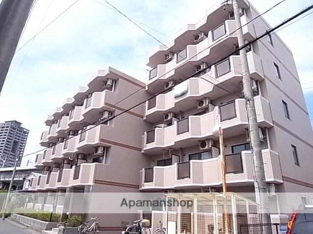静岡県浜松市中区、浜松駅徒歩14分の築26年 5階建の賃貸マンション