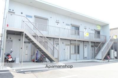 静岡県浜松市中区、浜松駅バス30分小豆餅南下車後徒歩3分の築4年 2階建の賃貸アパート