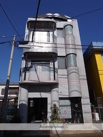 静岡県浜松市中区、浜松駅遠鉄バスバス9分八幡中入口下車後徒歩2分の築25年 3階建の賃貸マンション