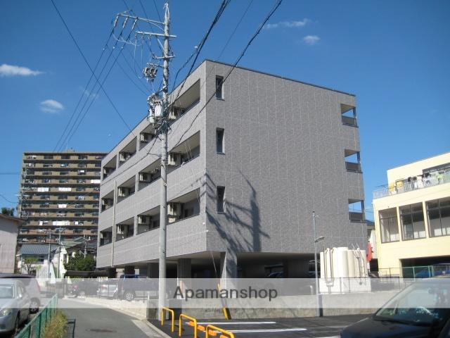静岡県浜松市中区、浜松駅徒歩12分の築10年 4階建の賃貸マンション