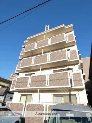 静岡県浜松市中区、浜松駅徒歩14分の築17年 4階建の賃貸マンション