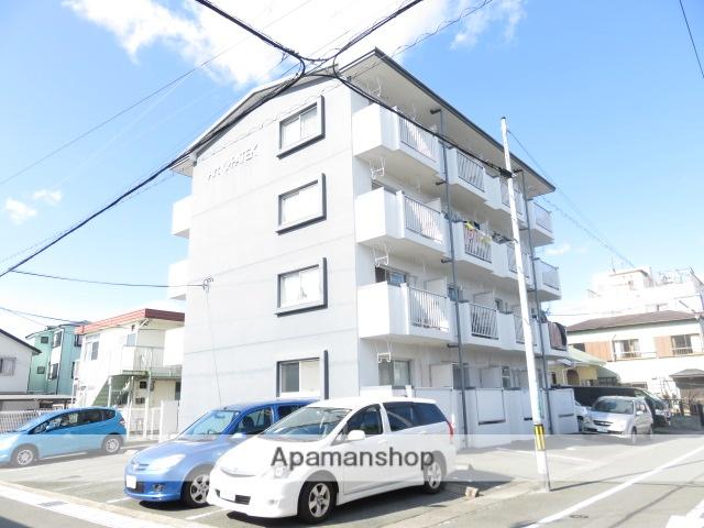 静岡県浜松市中区、浜松駅徒歩19分の築16年 4階建の賃貸マンション