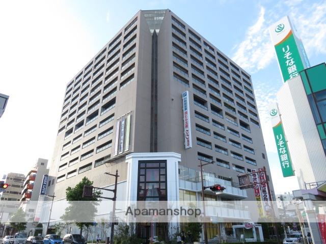 静岡県浜松市中区、浜松駅徒歩8分の築23年 15階建の賃貸マンション