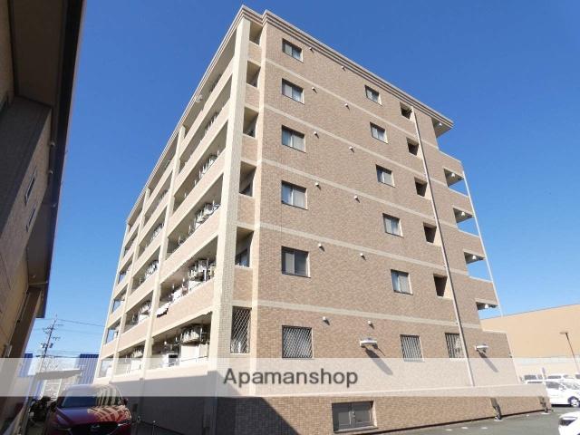静岡県浜松市東区、天竜川駅徒歩8分の築10年 6階建の賃貸マンション