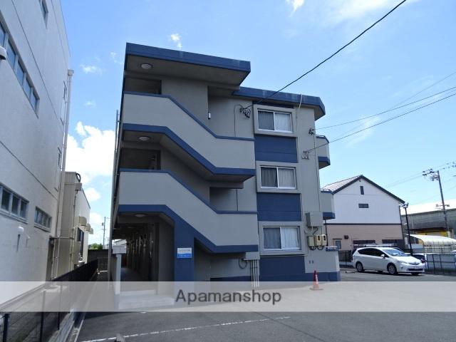 静岡県浜松市東区、浜松駅バス25分有玉中下車後徒歩3分の築7年 3階建の賃貸マンション