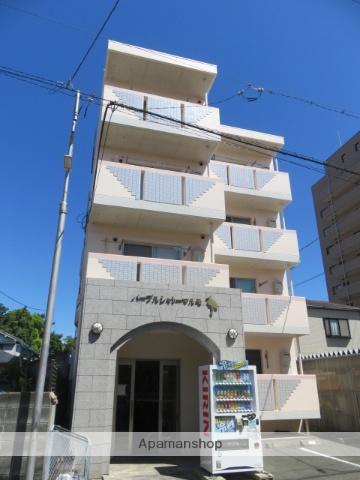 静岡県浜松市中区、浜松駅徒歩8分の築13年 4階建の賃貸マンション