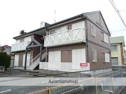静岡県浜松市南区、浜松駅徒歩39分の築24年 2階建の賃貸アパート