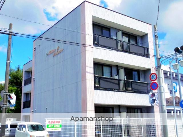 静岡県浜松市中区、浜松駅遠鉄バスバス20分泉町北下車後徒歩3分の築14年 3階建の賃貸マンション