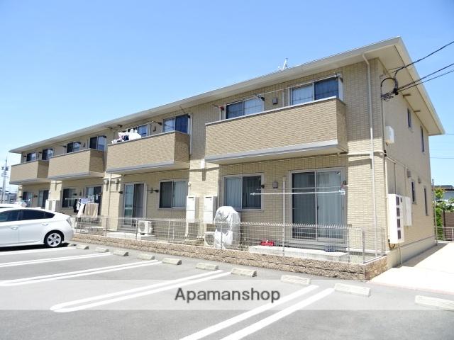 静岡県浜松市中区、浜松駅バス10分春日町下車後徒歩6分の築5年 2階建の賃貸アパート