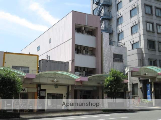 静岡県浜松市中区、浜松駅バス7分ゆりの木通り下車後徒歩2分の築13年 4階建の賃貸マンション