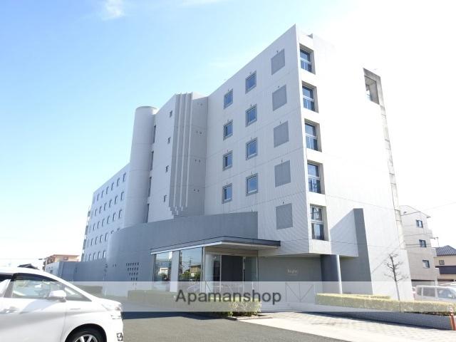 静岡県浜松市中区、浜松駅遠鉄バスバス10分柳通り下車後徒歩5分の築23年 6階建の賃貸マンション