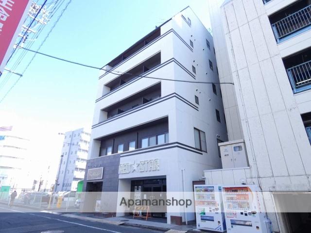 静岡県浜松市中区、浜松駅徒歩6分の築27年 8階建の賃貸マンション