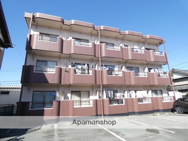 静岡県浜松市東区、天竜川駅徒歩29分の築23年 3階建の賃貸マンション