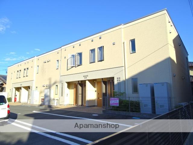静岡県浜松市中区、浜松駅遠州鉄道バス29分追分下車後徒歩3分の築3年 2階建の賃貸アパート