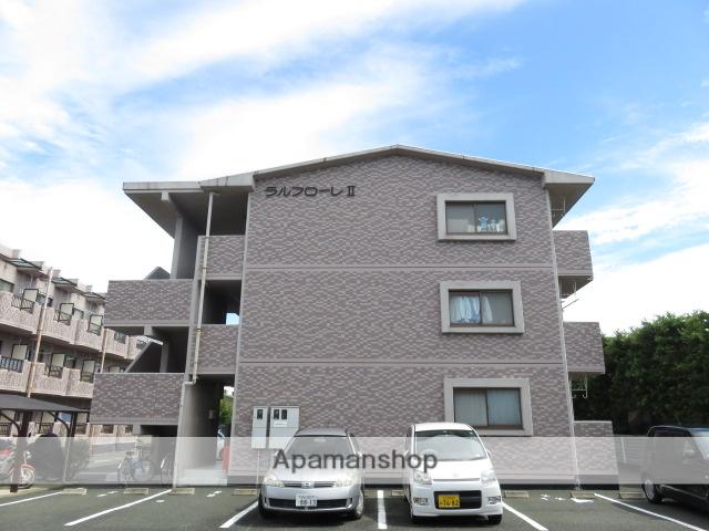 静岡県浜松市中区、浜松駅バス12分高林中下車後徒歩6分の築17年 3階建の賃貸マンション