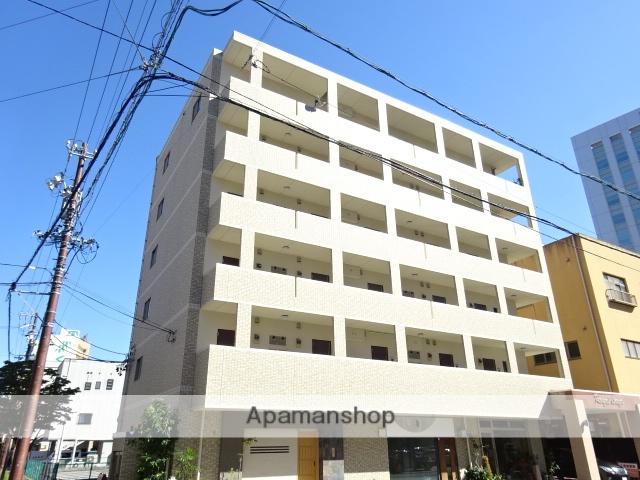 静岡県浜松市中区、浜松駅徒歩4分の築11年 6階建の賃貸マンション