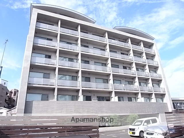 静岡県浜松市中区、浜松駅徒歩12分の築11年 7階建の賃貸マンション