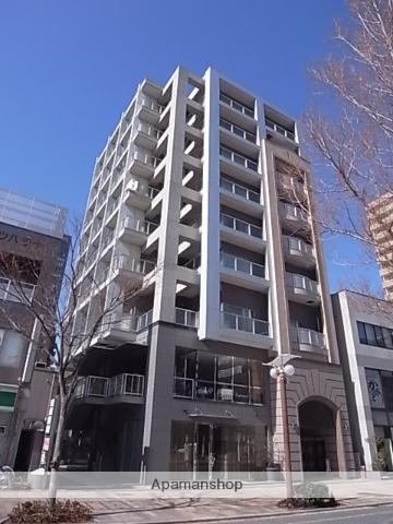 静岡県浜松市中区、浜松駅徒歩5分の築11年 9階建の賃貸マンション