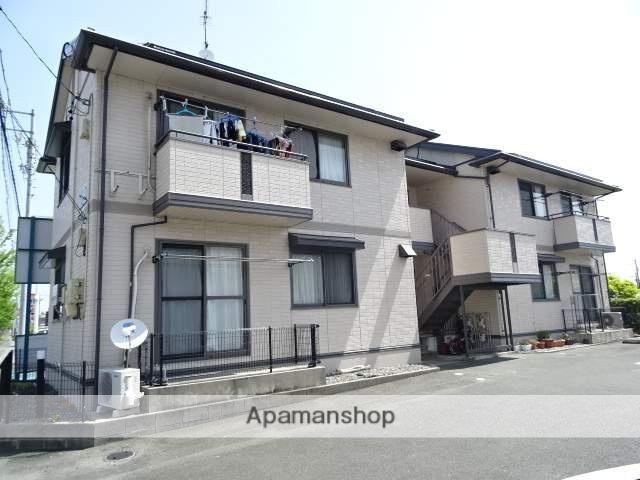 静岡県浜松市東区、浜松駅バス25分医科大学下車後徒歩24分の築16年 2階建の賃貸アパート