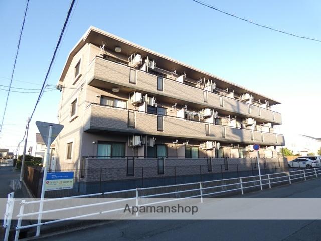 静岡県浜松市東区、天竜川駅徒歩24分の築13年 3階建の賃貸マンション