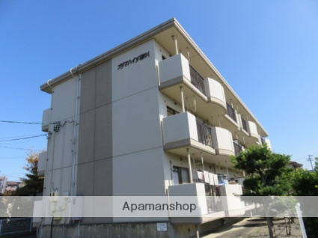 静岡県浜松市南区、浜松駅徒歩20分の築22年 3階建の賃貸マンション