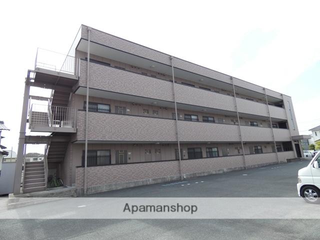 静岡県浜松市東区、天竜川駅徒歩21分の築14年 3階建の賃貸マンション
