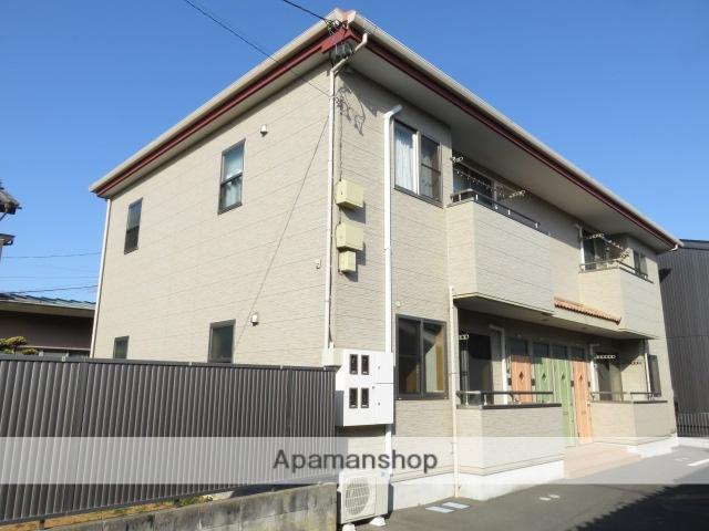 静岡県浜松市中区、浜松駅徒歩21分の築7年 2階建の賃貸アパート
