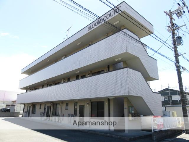 静岡県浜松市中区、浜松駅徒歩13分の築22年 3階建の賃貸マンション