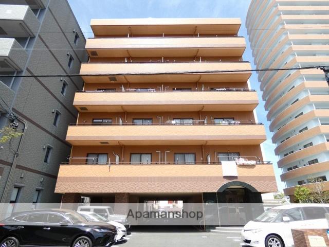 静岡県浜松市中区、浜松駅徒歩5分の築12年 6階建の賃貸マンション