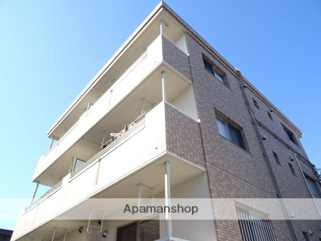 静岡県浜松市浜北区、浜北駅徒歩12分の築8年 3階建の賃貸マンション