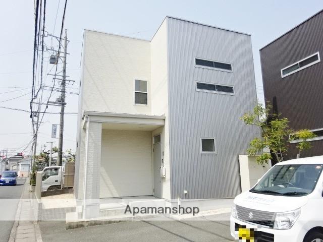 静岡県浜松市南区、浜松駅徒歩24分の築5年 2階建の賃貸一戸建て