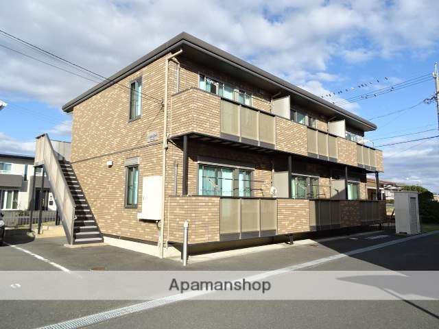 静岡県浜松市南区、天竜川駅徒歩30分の築9年 2階建の賃貸アパート