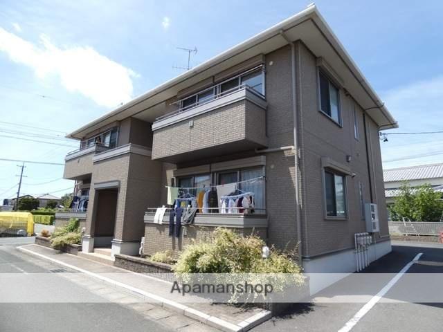 静岡県浜松市浜北区、美薗中央公園駅徒歩22分の築7年 2階建の賃貸アパート
