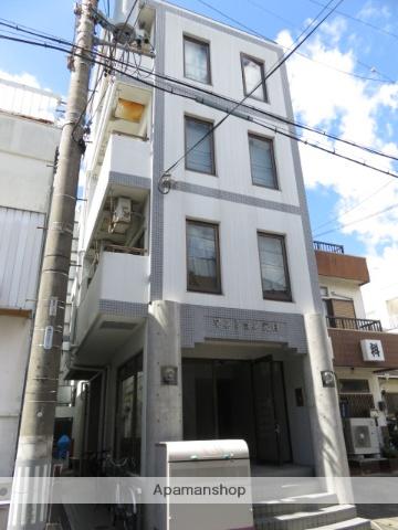 静岡県浜松市中区、浜松駅遠鉄バスバス15分市役所前下車後徒歩4分の築25年 5階建の賃貸マンション