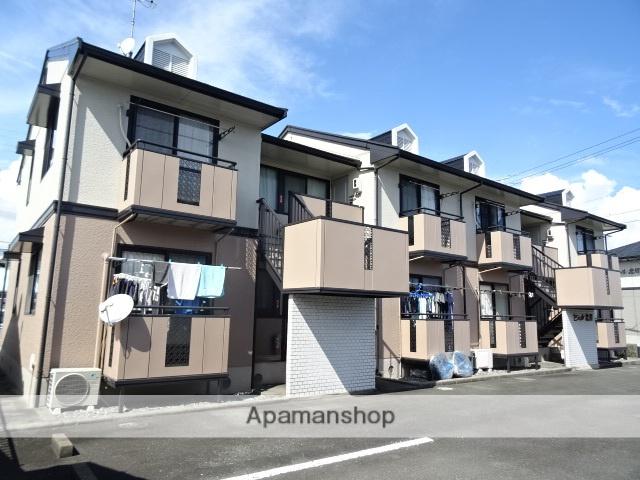 静岡県浜松市東区、天竜川駅徒歩15分の築24年 2階建の賃貸アパート