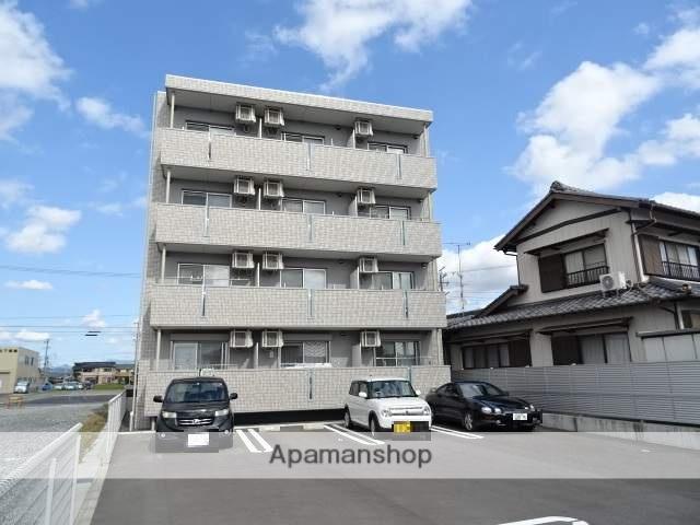 静岡県浜松市浜北区、浜北駅徒歩20分の築16年 2階建の賃貸アパート