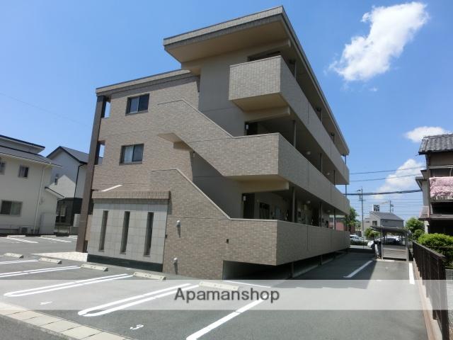 静岡県浜松市東区、天竜川駅徒歩25分の築5年 3階建の賃貸マンション