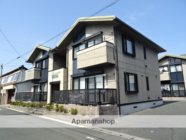 静岡県浜松市東区、天竜川駅徒歩16分の築15年 2階建の賃貸アパート