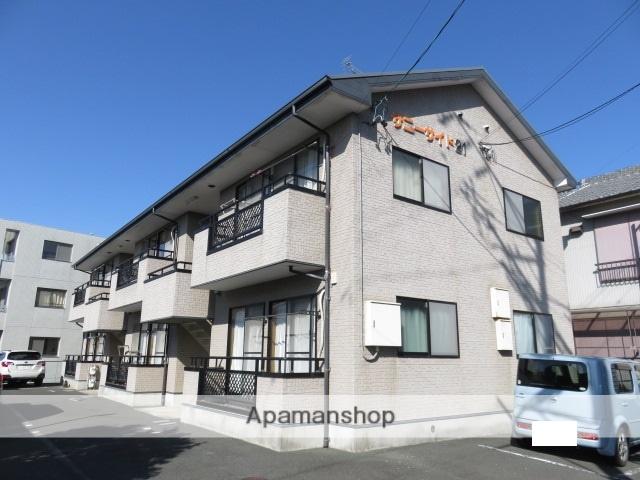 静岡県浜松市中区、浜松駅徒歩12分の築15年 2階建の賃貸アパート