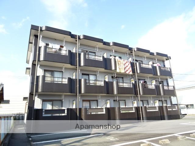 静岡県浜松市中区、天竜川駅徒歩27分の築23年 3階建の賃貸マンション