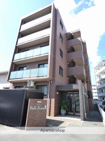静岡県浜松市中区、浜松駅徒歩12分の築3年 5階建の賃貸マンション